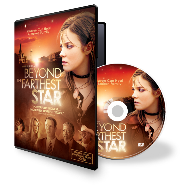 Beyond The Farthest Star | Product | DVD Box and Disc